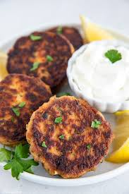 healthy salmon patties paleo whole30