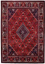 red joschaghan hand knotted persian rug