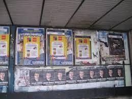 Local: Partidele politice somate sa curete orasul de bannere si ...