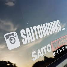 Custom Instagram Decal Sticker Promote Your Username Saitoworks