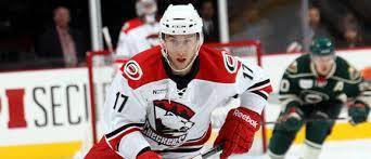 Hurricanes Recall Aaron Palushaj - Charlotte Checkers Hockey -  gocheckers.com