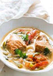 Brazilian Salmon Stew (Moqueca) Recipe ...