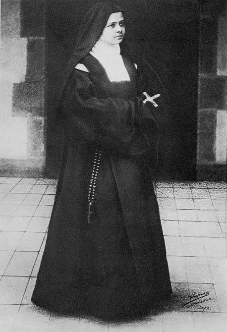 Resultado de imagem para saint Isabel of the Trinity