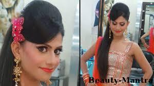 indian wedding makeup vibrant