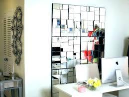 contemporary wall mirror ikea round a
