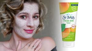 st ives apricot scrub review wooow