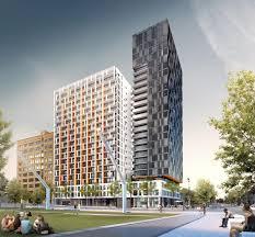 Laurent & Clark — Montréal   sixty7 Architecture Road