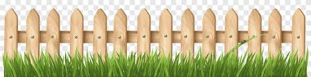 Brown Wooden Fence With Green Grasses Picket Fence Chain Link Fencing Fence Outdoor Structure Fence Png Pngegg