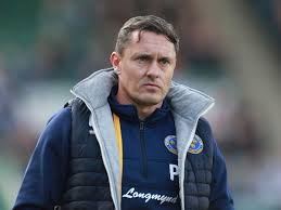 Shrewsbury Town manager Paul Hurst poised to take over at Ipswich ...