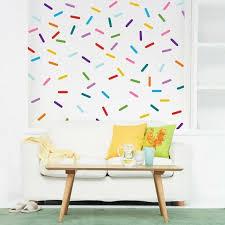 Urban Walls Pastel Confetti Sprinkle Wall Decal Reviews Wayfair