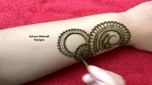 mehndi design of new