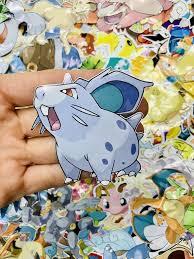 Nidoran B Pokemon Custom Vinyl Sticker Die Cut Decal Limited Etsy