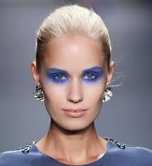 green eyes makeup spring summer fashion