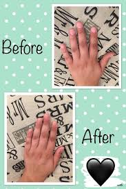 damaging my nails with acrylic nails