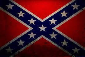 hd wallpaper confederate flag red