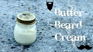 diy beard er cream beard