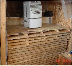 diy dh kiln performance in drying and