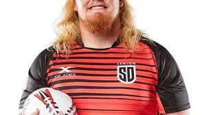 San Diego Legion Signs Aaron Mitchell for 2020 - djcoilrugby