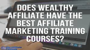 Does Wealthy Affiliate Have the Best Affiliate Marketing Training ...
