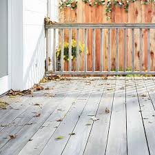 How To Clean Prep And Coat Wooden Decks And Fences