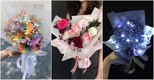 day bouquets in singapore at 50