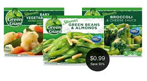 green giant steamers veggies just 99