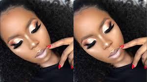soft easy prom makeup tutorial 2018