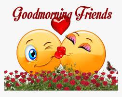 love kiss kiss good morning