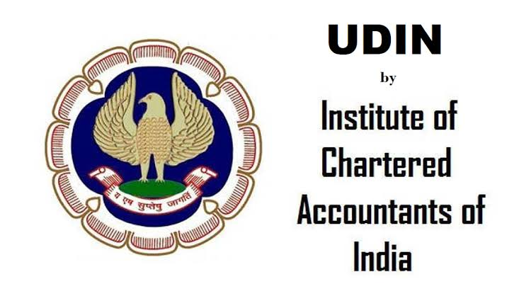 Image result for udin icai