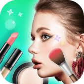 makeup photo editor with auto makeup