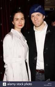 Katherine Waterston and Adam Rapp Opening night after party for ...