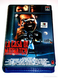 la casa de midwatch (1988) - aaron lipstadt bry - Buy VHS Movies ...