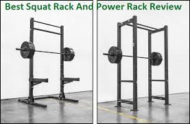 best squat racks and power racks review