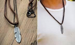 50 cool necklaces for guys unique