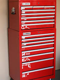 Tool Set For Toolbox Vinyl Decals Set Of 20 Home Etsy