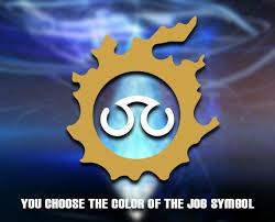 Ffxiv Scholar In Main Scenario Quest Icon Sch Dual Color Etsy