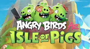 Angry Birds AR: Isle of Pigs puts Apple ARKit to work this spring ...