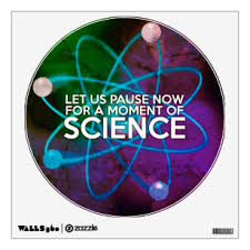 Science Wall Decals Stickers Zazzle