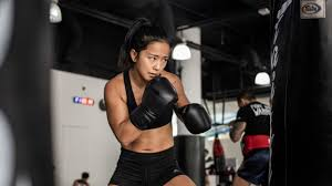boxing is the perfect workout