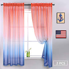 Neon Rainbow Curtains For Kids Bedroom F Buy Online In Colombia At Desertcart
