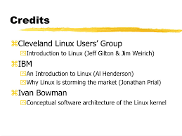 PPT - An Introduction to Linux PowerPoint Presentation, free download -  ID:4008711