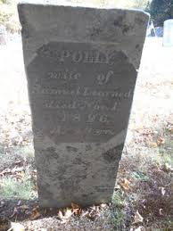 Polly Fowler Learned (1777-1826) - Find A Grave Memorial