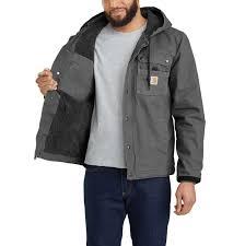 carhartt jacket bartlett l