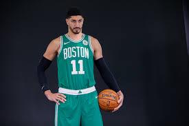Celtics center Enes Kanter ruled out for home opener vs. Raptors