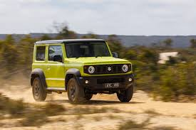 2020 Suzuki Jimny review, price and features
