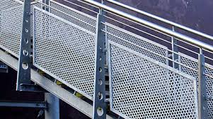 Perforated Metal Infill Panels Perforated Metal Railing Systems Marco
