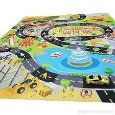 rug for toy cars kids carpet playmat