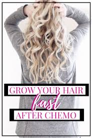 your hair grow after chemo