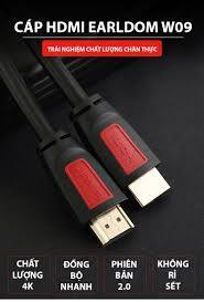 Cáp HDMI Earldom W09 - 1,5m – phukienonline