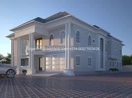 6 bedroom duplex designed by nigerian